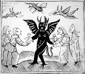 witches and satan