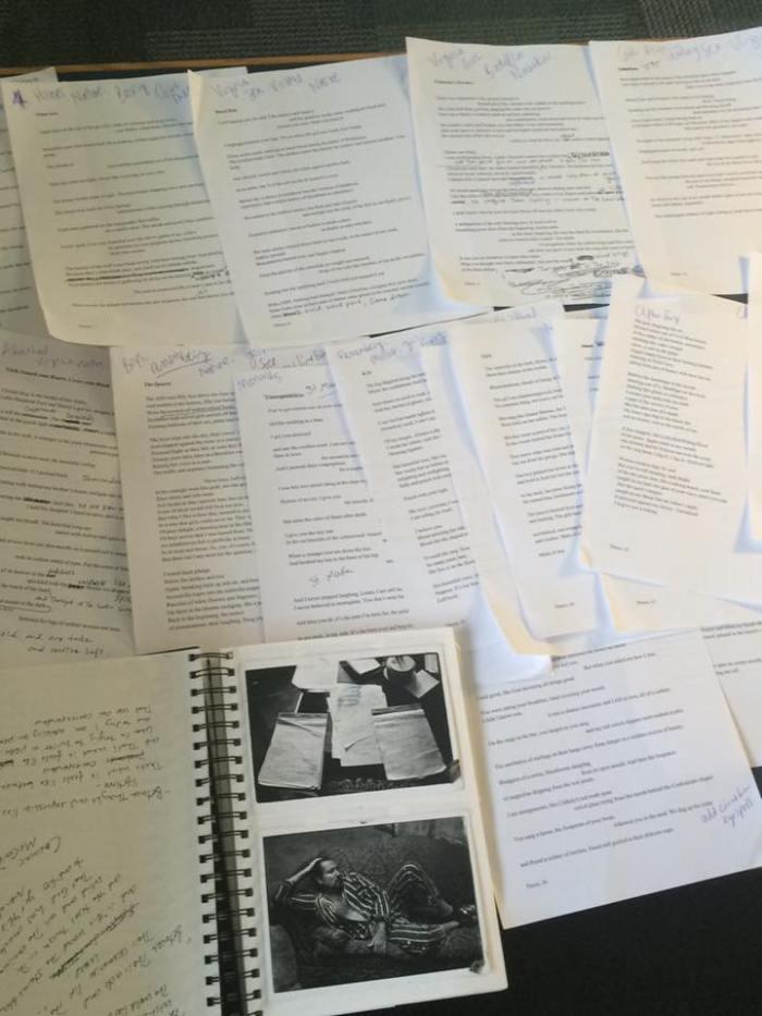 thrust manuscript